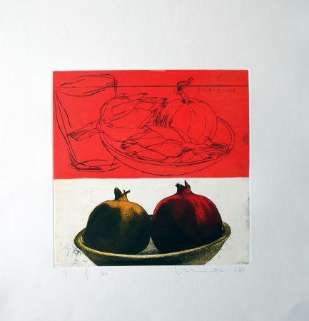 Aguafuerte Y Aguatinta Mair - S.Graziano