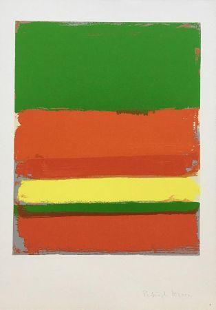 Serigrafía Heron - Shapes of Colour: 2