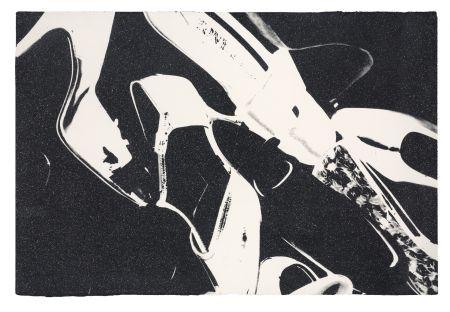 Serigrafía Warhol - Shoes (FS II.255)