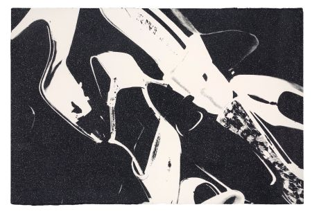 Serigrafía Warhol - Shoes (FS II.255)