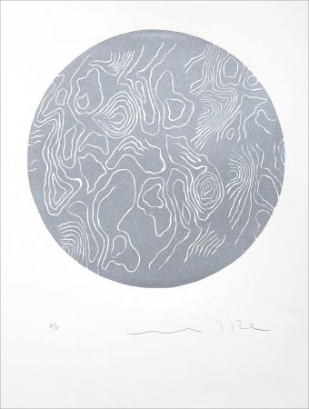 Linograbado Del Re - Silver Cloud