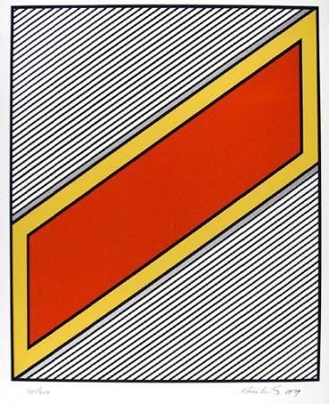 Serigrafía Krushenick - Silver Image