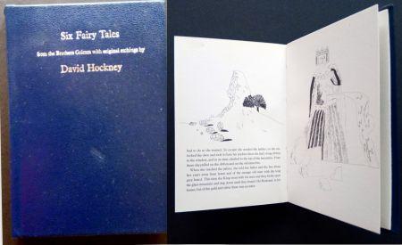 Libro Ilustrado Hockney - Six Fairy Tales