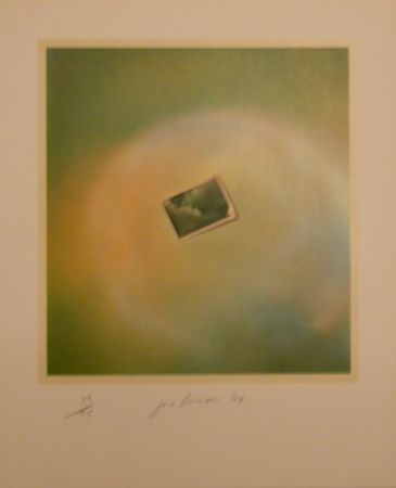 Litografía Goode - Six Lithographs (Photo on green background)
