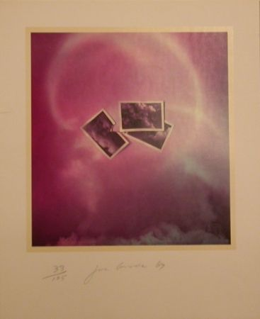 Litografía Goode - Six Lithographs. (three photos on purple background)