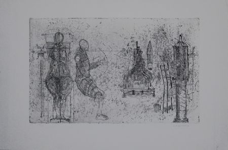 Grabado Augustin - Skulpturen / Sculptures