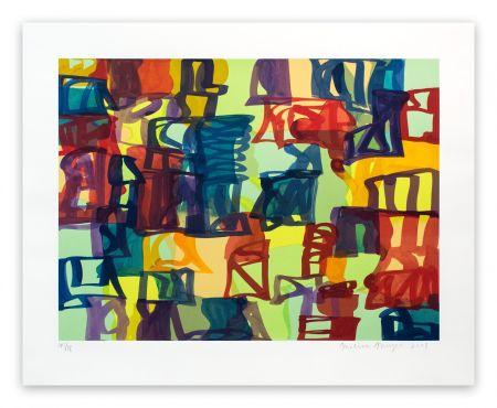 Serigrafía Meyer - Small Abstract