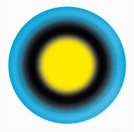 Serigrafía Rondinone - Small Sun 1