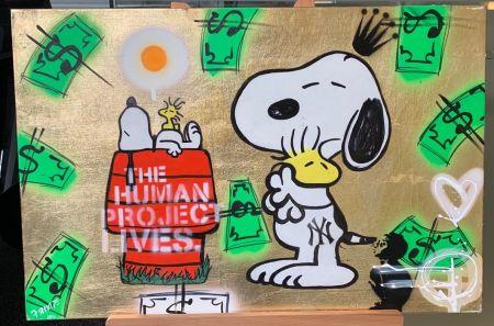 Múltiple Fringe - Snoopy