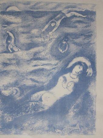 Litografía Chagall - So i came forth....