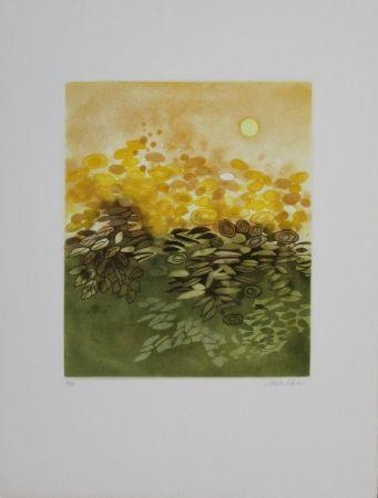 Aguafuerte Y Aguatinta Walker - Soleil / Sun