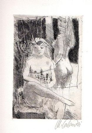 Libro Ilustrado Calandri - Sonetti