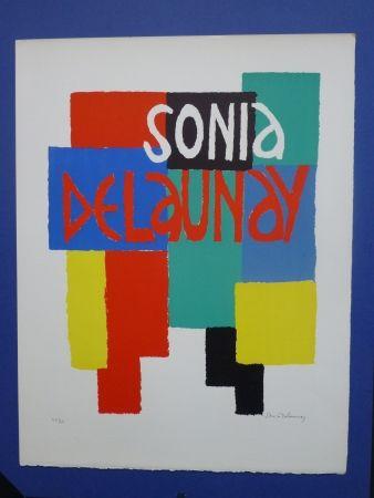 Litografía Delaunay - Sonia Delaunay