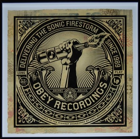 Sin Técnico Fairey - Sonic Firestorm HPM