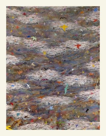 Serigrafía Fryer - Souls of Lost Painters