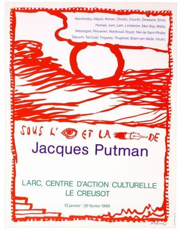 Cartel Alechinsky - Sous l'oeil et la plume de Jacques Putman