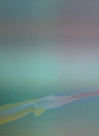 Litografía Bird - Spectre lumière 4