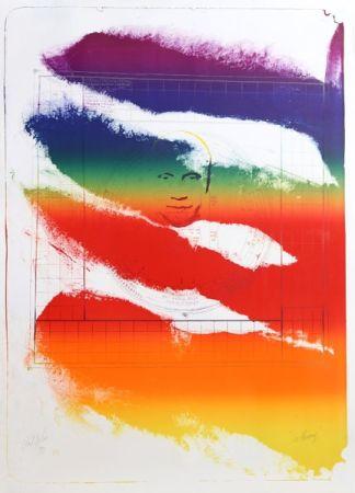 Litografía Jenkins - Sri Chinmoy