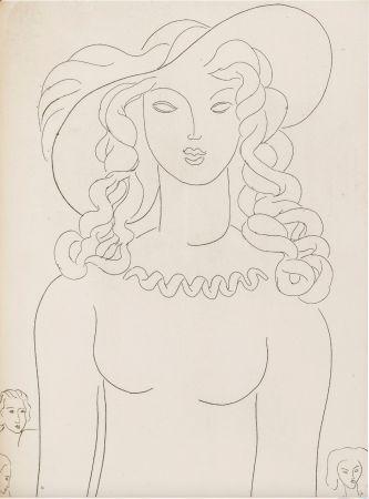 Libro Ilustrado Matisse - Stéphane Mallarmé : POÉSIES. Albert Skira 1932.