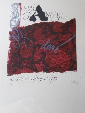 Litografía Clavé - S/T