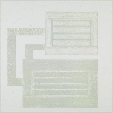 Litografía Halley - S/T 2