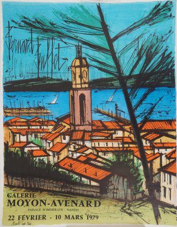 Litografía Buffet - St Tropez