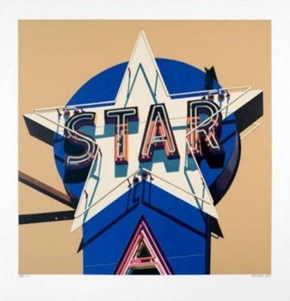 Serigrafía Cottingham - Star