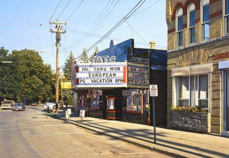 Serigrafía Cone - State Theatre