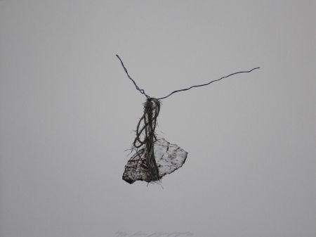 Litografía Siegert - Stein / Rock