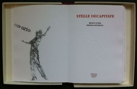 Libro Ilustrado Ionda - Stelle decapitate