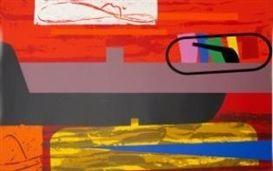Serigrafía Mclean - Stetson Sunset/Half a Homberg