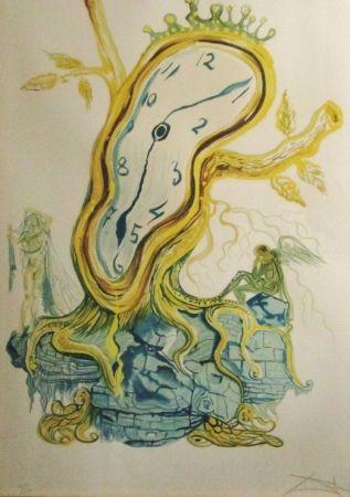 Litografía Dali - Stillness Of Time