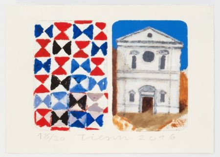 Sin Técnico Tilson - Stones of Venice, San Sebastiano