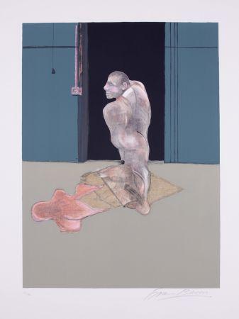 Litografía Bacon -  Study for a portrait of John Edwards
