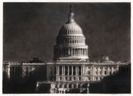 Sin Técnico Longo - Study of the Capitol