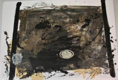 Litografía Tàpies - Suite 63 x 90