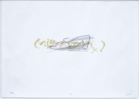 Litografía Tapies - Suite 63 X 90 (No 3)