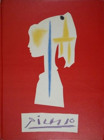 Libro Ilustrado Picasso - Suite de 180 dessins de Picasso. Picasso and the Human Comedy. A Suite of 180 drawings by Picasso