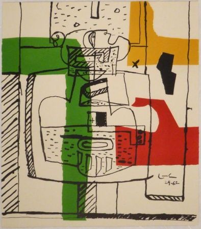Libro Ilustrado Le Corbusier - Suite de dessins