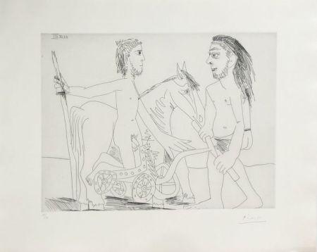 Aguafuerte Picasso - Suite