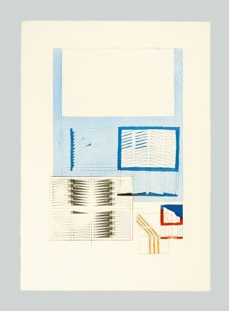 Litografía Bonalumi - Superficie