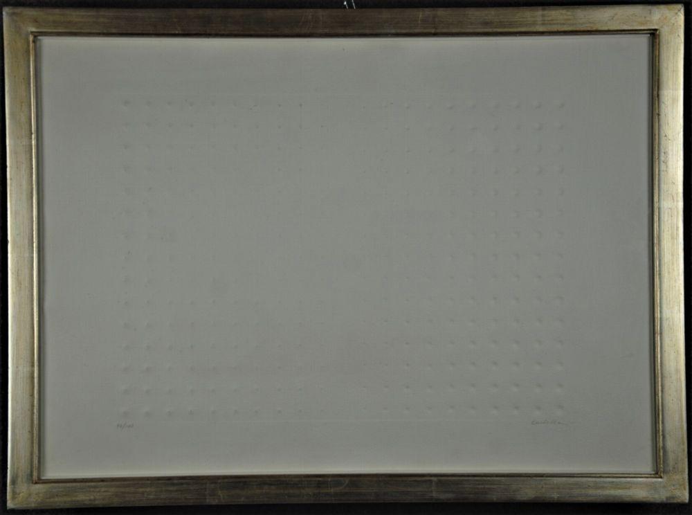 Relieve Castellani - Superficie bianca