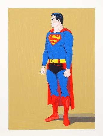 Litografía Ramos -  Superman