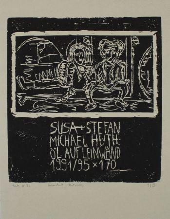 Grabado En Madera Huth - Susa + Stefan