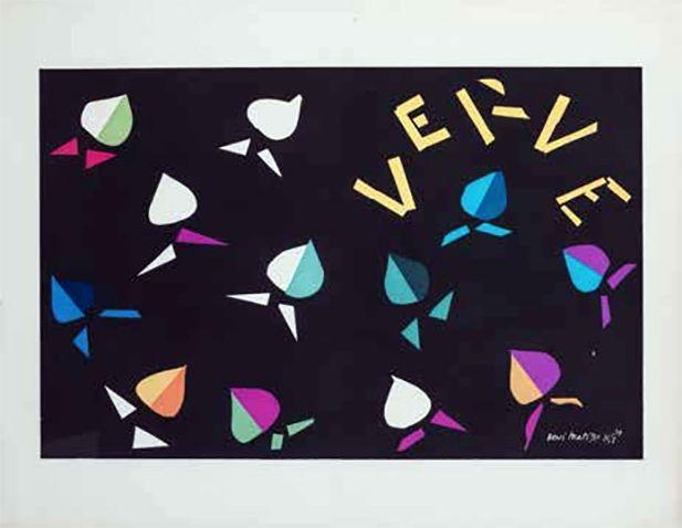 Litografía Matisse -