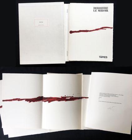 Libro Ilustrado Tàpies - TÀPIES & Joan BROSSA :