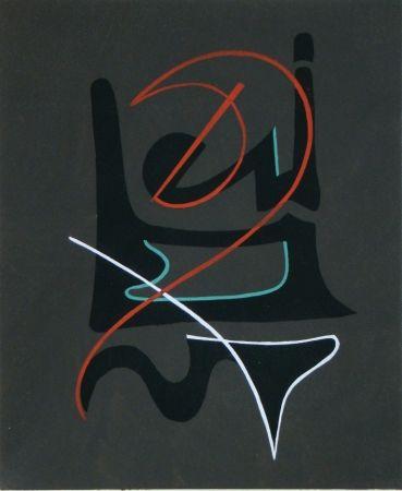 Pochoir Domela - Témoignages pour l'art abstrait