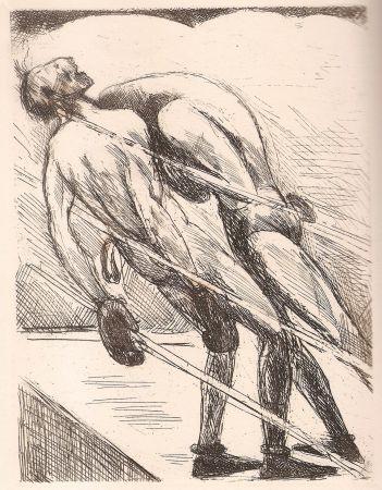 Libro Ilustrado De Segonzac - Tableau de la boxe