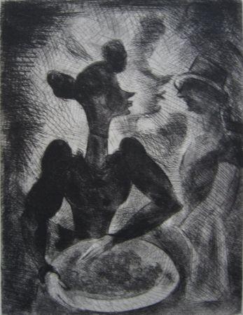 Libro Ilustrado Goerg - Tableaux contemporains: Tableau des Courses, de la Boxe, de la Vénérie, de l'Amour Vénal, des Grands Magasins, de la Mode, de l'Au-Delà, du Palais, de la Bourgeoisie.