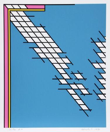 Serigrafía Krushenick - Tail Gate